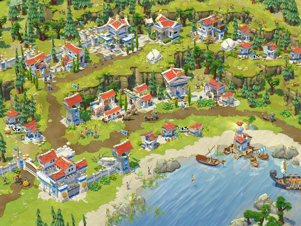 Microsoft anuncia Age of Empires Online [Video y Screens]