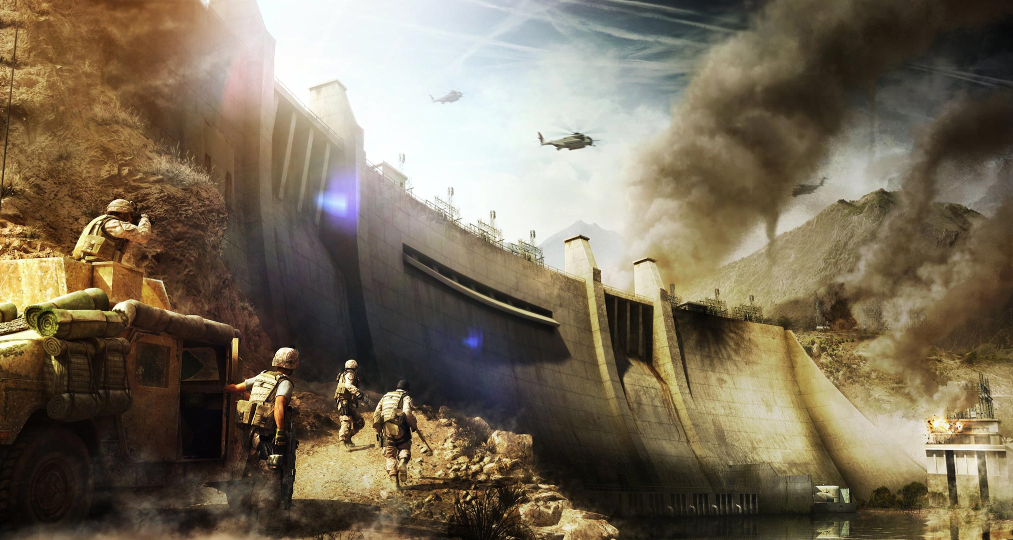 Codemasters anuncia oficialmente Operation Flashpoint: Red River [Pre-Fail]