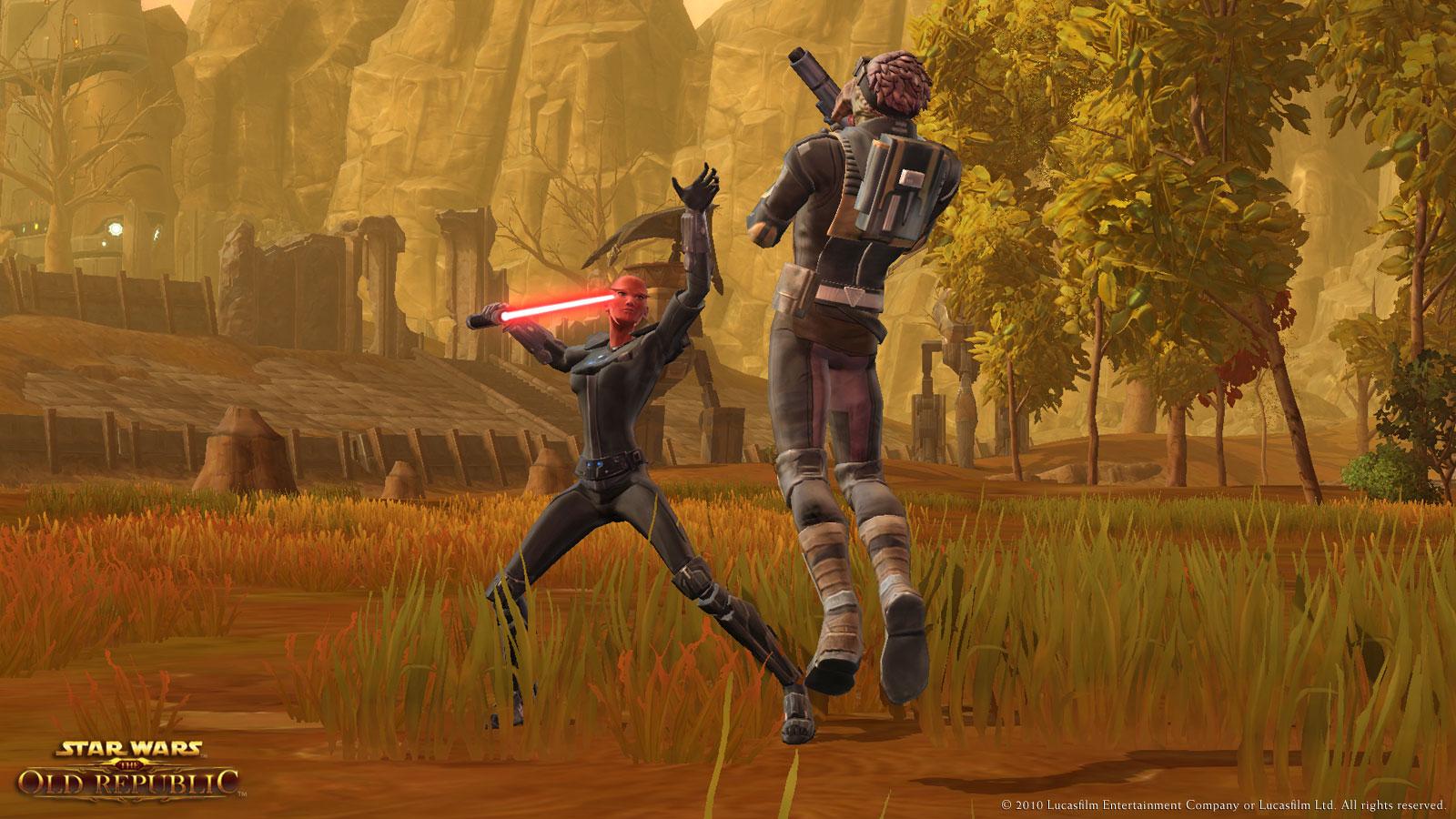 Cuatro nuevas razas hacen aparición en Star Wars: The Old Republic [MMO]