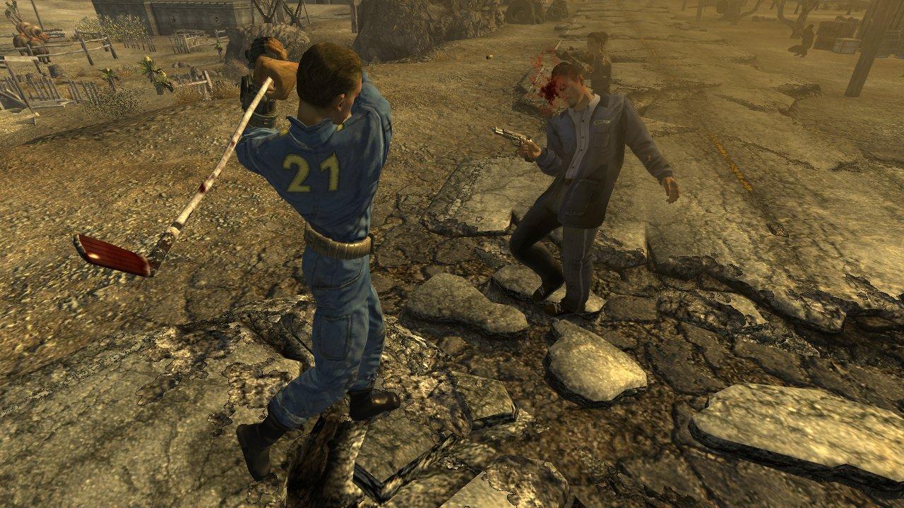Obsidian revela las celebridades que darán vida a las voces en Fallout: New Vegas [Celebs]