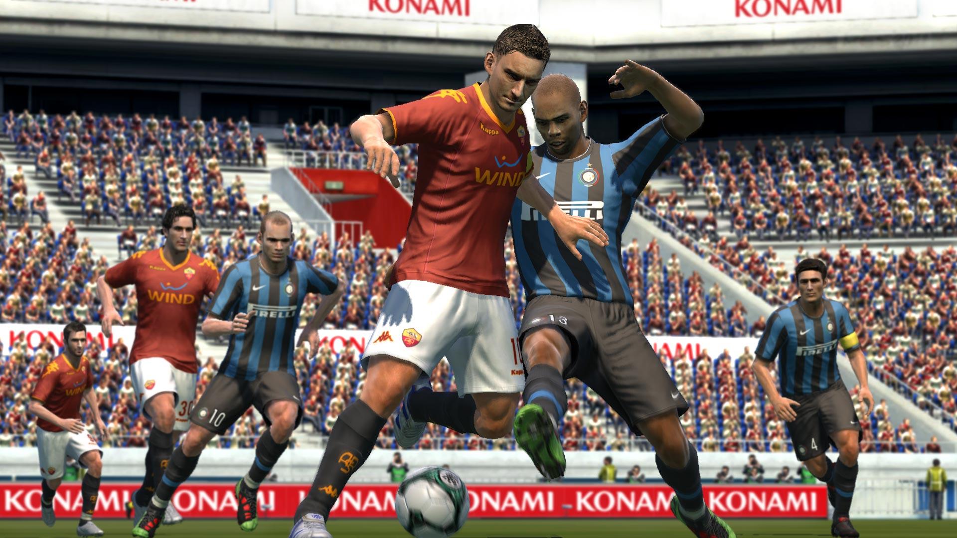 Así se juegan siete minutos de Pro Evolution Soccer 2011 [ESHVANSTAIGAH!]