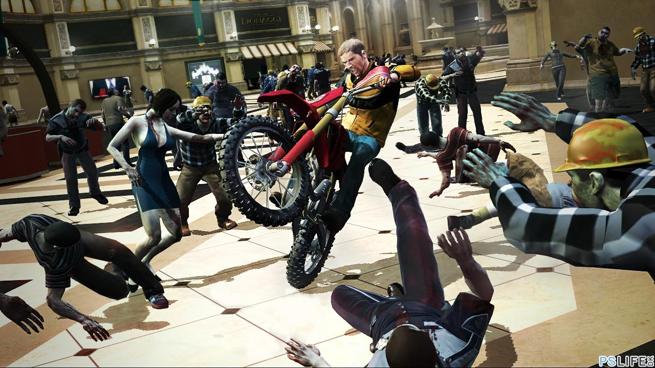 Dead Rising 2 y sus primeros 20 minutos [Video + Spoilers]