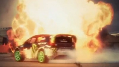 Dirt 3 muestra su primer video en ESPN