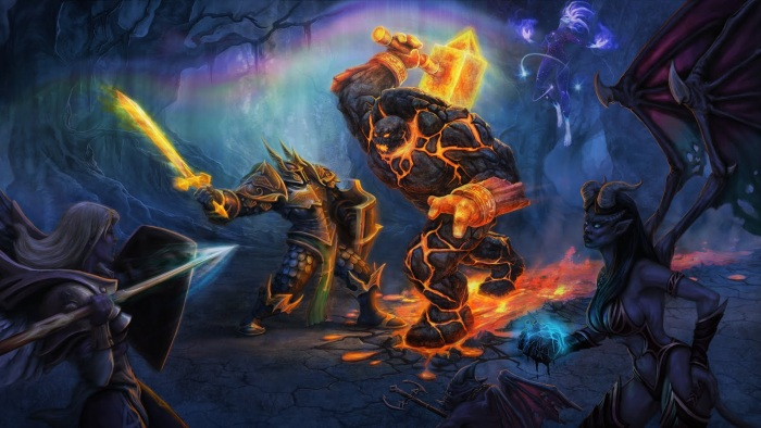 Heroes of Newerth gratis hasta el Lunes 9 [MOBA]