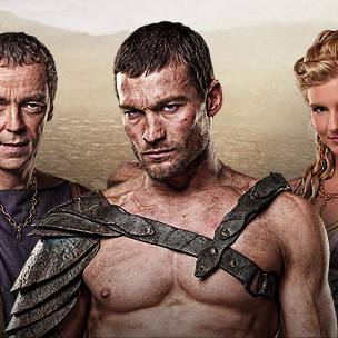 Time Crisis con Andy Whitfield [Awesome - Video]