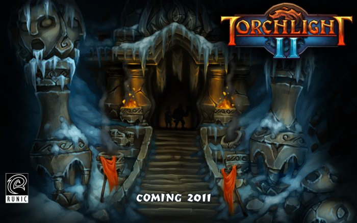 Torchlight II, tendrá multijugador [Trailer - GamesCom]