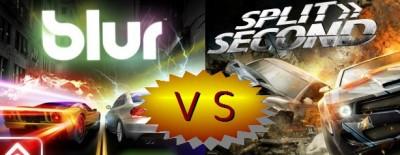 Blur vs Split Second