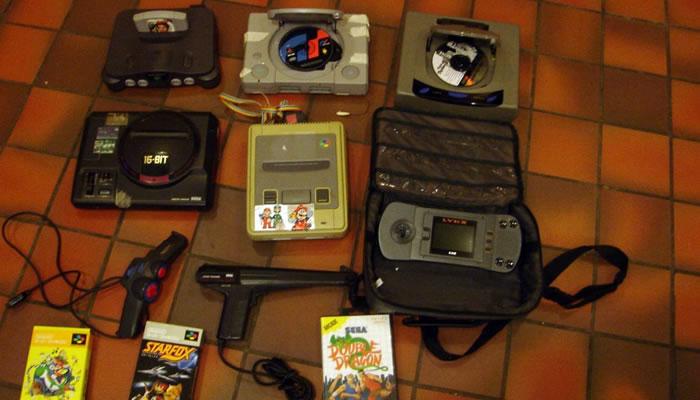 pagina de consolas y videojuegos