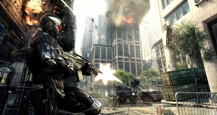 Los desarrolladores de Crysis 2 nos comentan un video gameplay [Video]