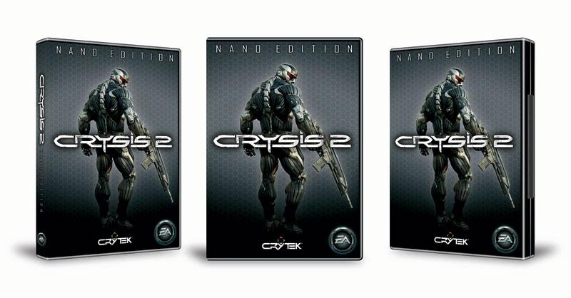 La edición Nano y el morral en Crysis 2 costarán solo ... U$150 [CHAN!]