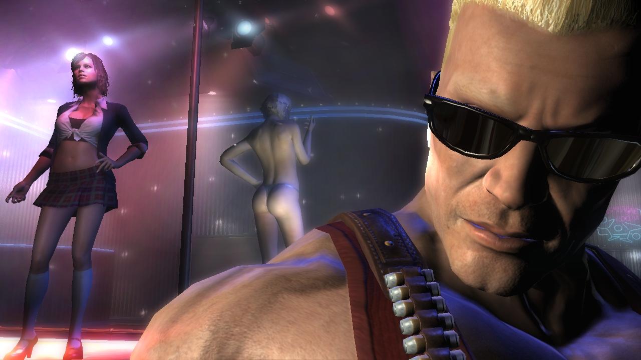 Rumor: Duke Nukem Forever ahora en desarrollo en Gearbox [Vaporware FTW]