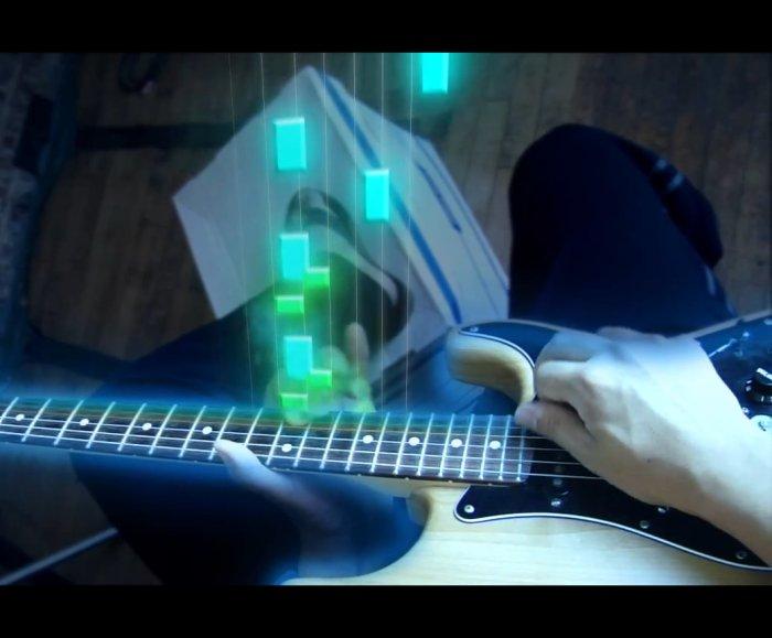 Rock Band del Futuro [Fan Made Video]