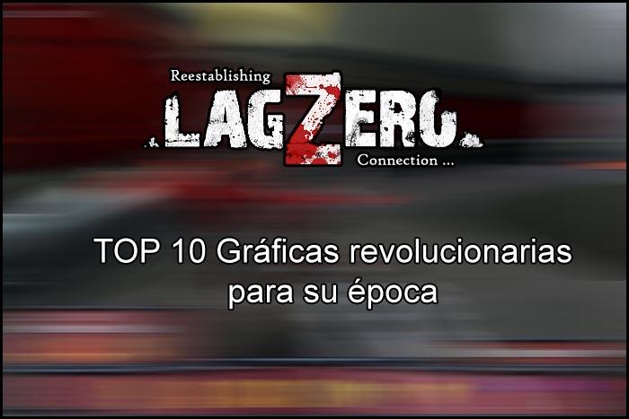 LagZero Analiza: TOP 10 juegos con gráficas revolucionarias para su época [Segunda Parte]