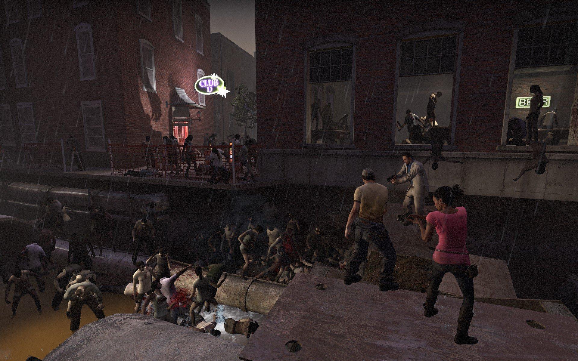 El nuevo DLC para Left 4 Dead contará la muerte de...