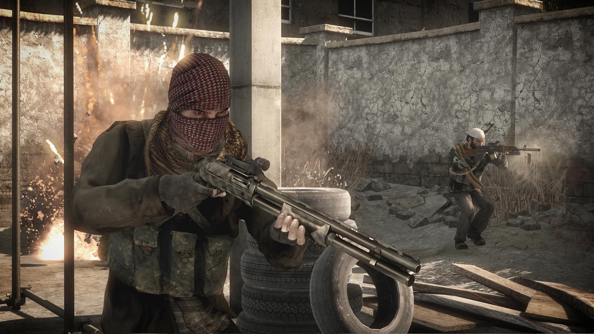 Demo de Medal of Honor en la GamesCom a bordo de un Helicóptero [Video]