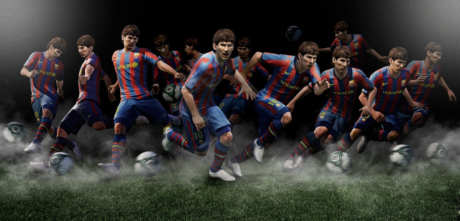 PES 2011 se muestra en la GamesCon con éste trailer [Video]