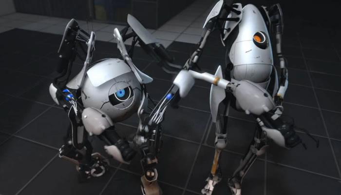 Portal 2, Teaser del modo cooperativo [Video]