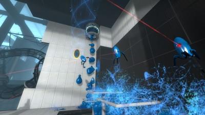 Portal 2 Gamescom