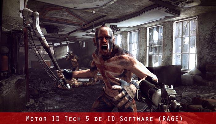 El próximo The Elder Scrolls podría estar potenciado por ID Tech 5, el motor de RAGE [Carmack]