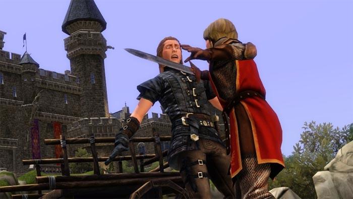 Sims Medievales