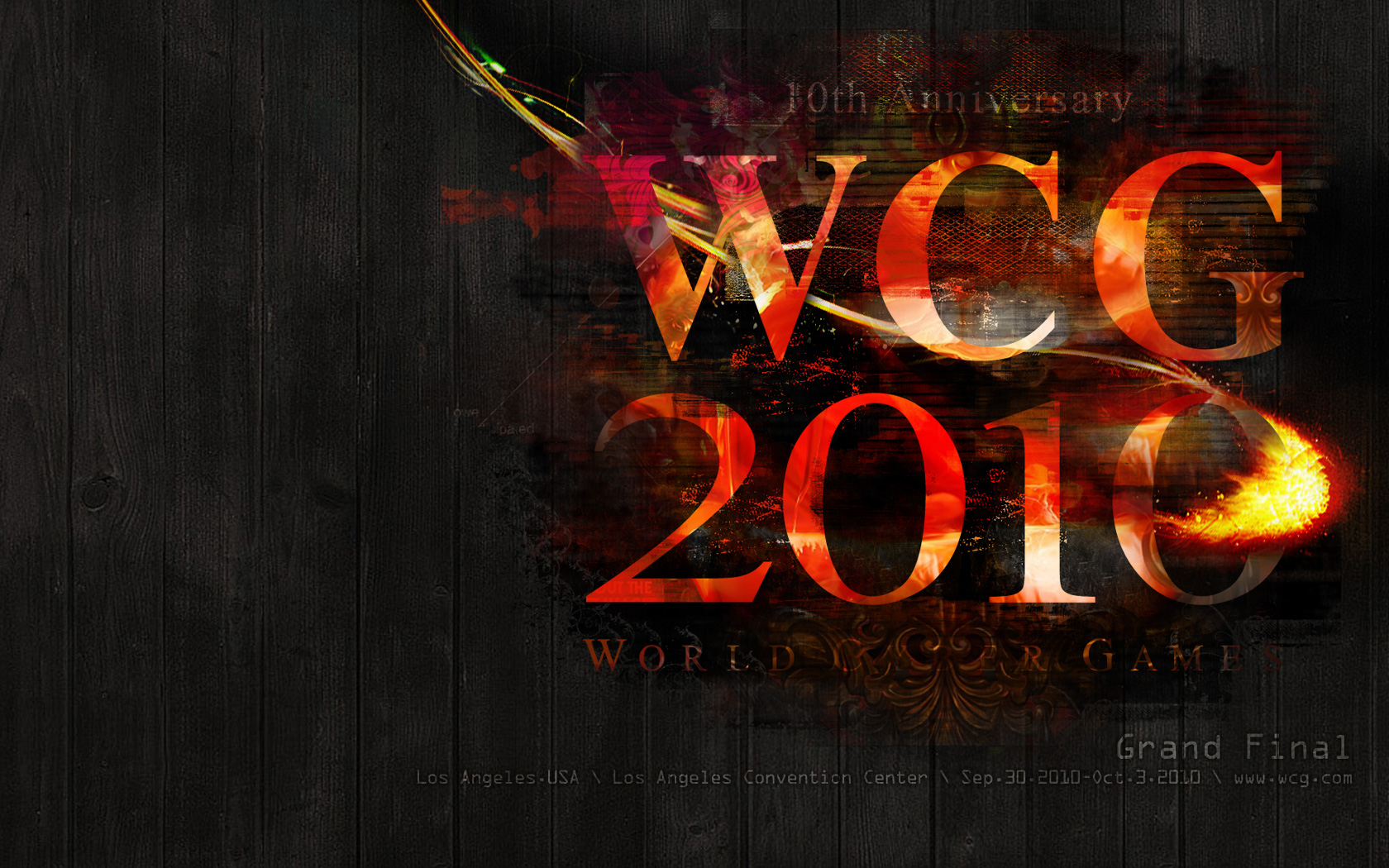 And the winner is… CHILE! con Oro panamericano de los videojuegos [WCG 2010]