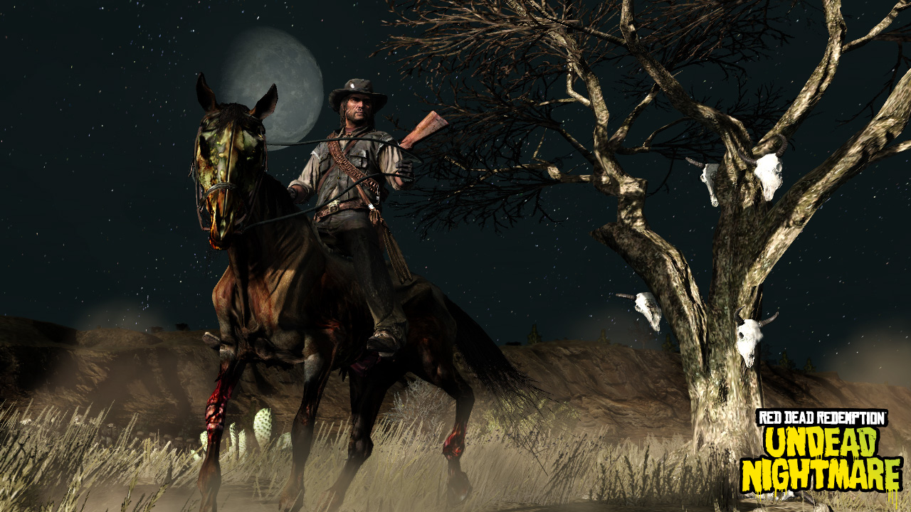 Red Dead Redemption Undead Nightmare Pack