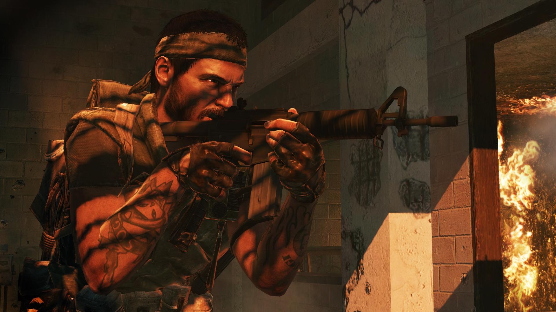 Call of Duty: Black Ops tendrá multiplayer offline… WTF? [GUAT DE FUC?]