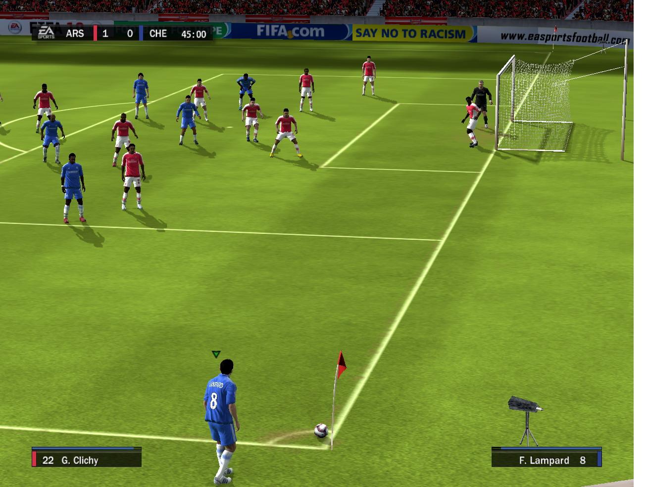 Fútbol dominical: Arsenal versus el Real en FIFA 11 [ESHVANSTAIGAH!]