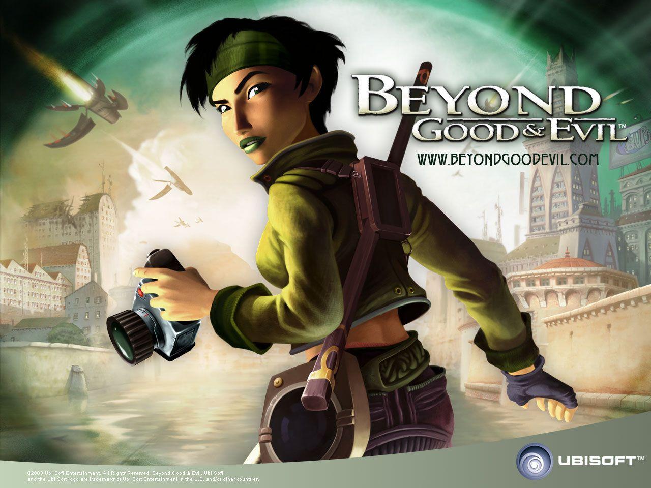 El regreso de Beyond Good & Evil en HD