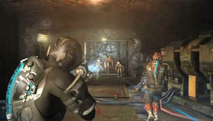 Primer trailer del modo multijugador de Dead Space 2