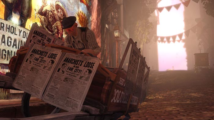 ¡¡¡¡Primer video Gameplay de Bioshock Infinite!!!! [OMFGx666]