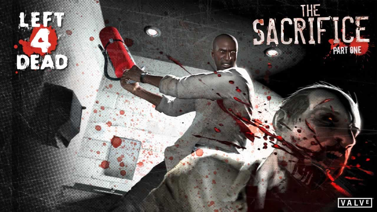 Left 4 Dead: The Sacrifice, ya pueden leer la primera parte [Comic]