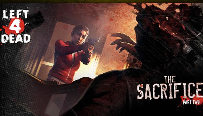 Left 4 Dead: The Sacrifice, segunda parte disponible [Comic]