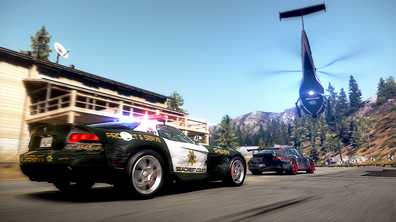 Need for Speed: Hot Pursuit, va por buen camino [Videos]