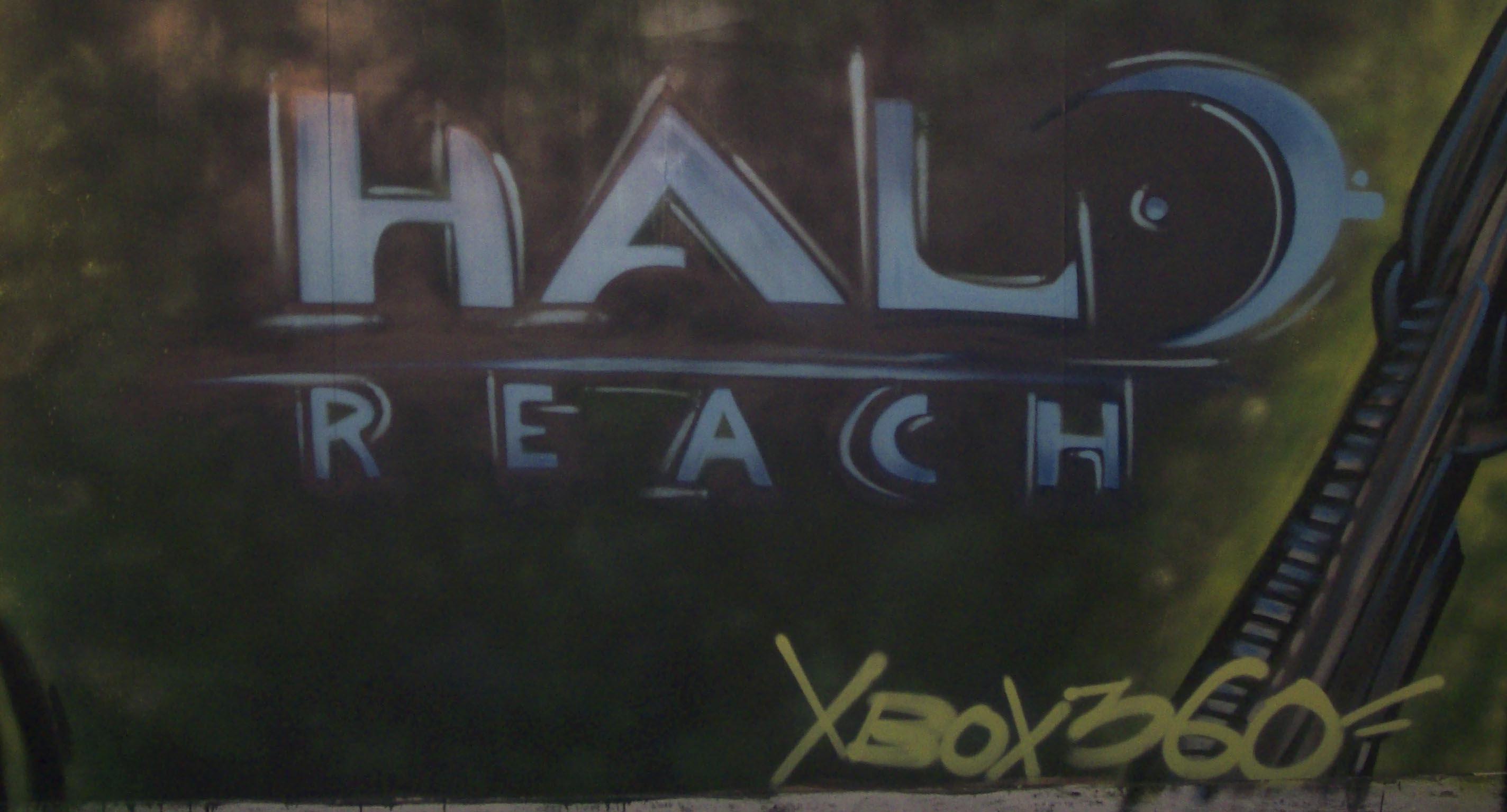 MegaLanzamiento de Halo: Reach
