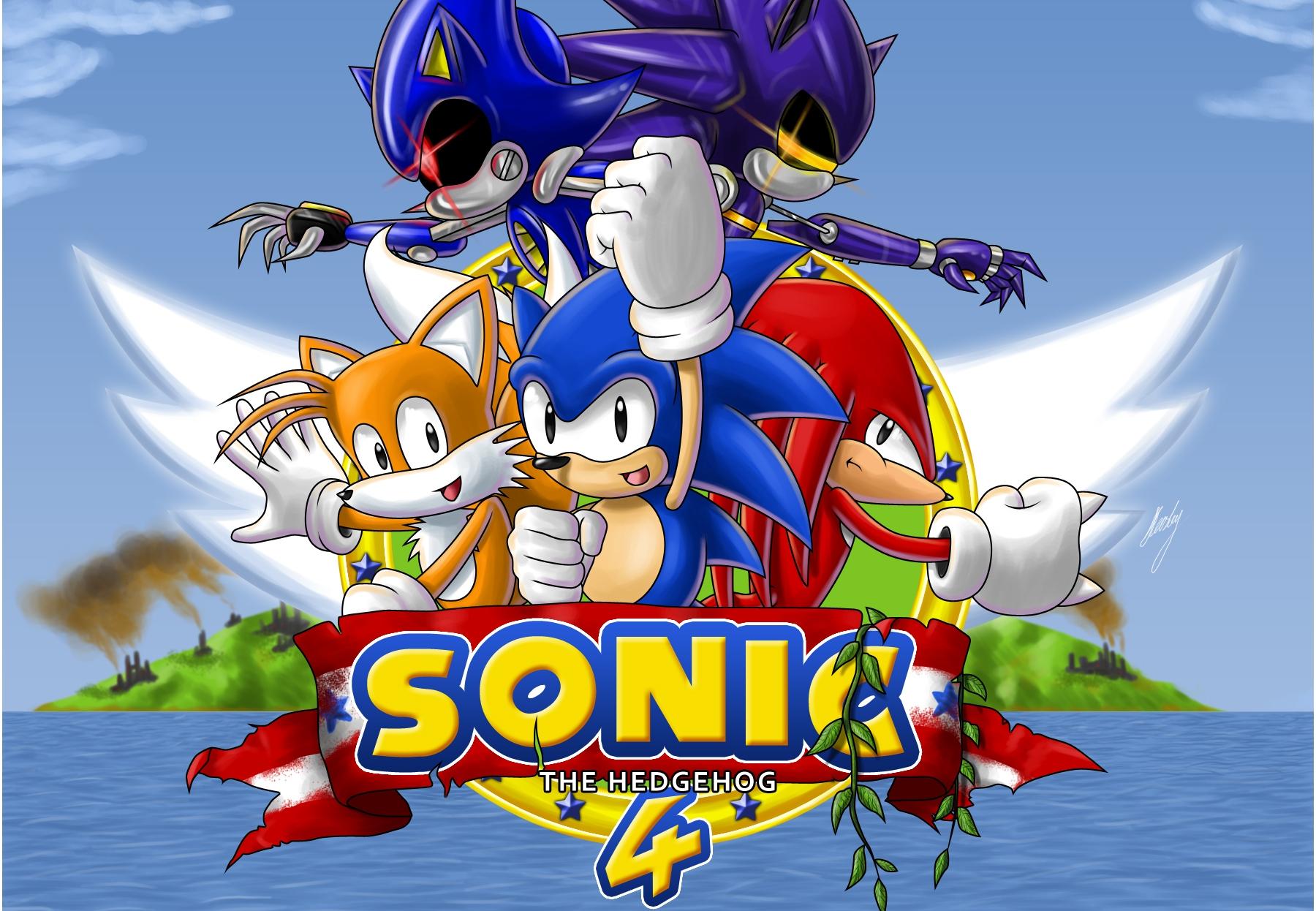 Sonic 4: Episodio I con fecha de salida