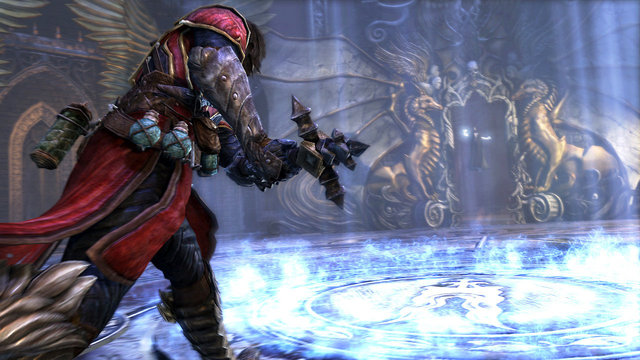 Castlevania: Lords of Shadow, trailer de larga duración [TGS 2010]