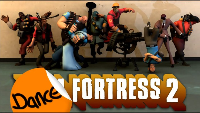 Dance Fortress 2 [Fan Made - Video]