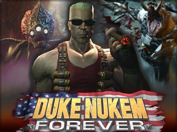 Algunos minutos de gameplay de Duke Nukem Forever [Video]