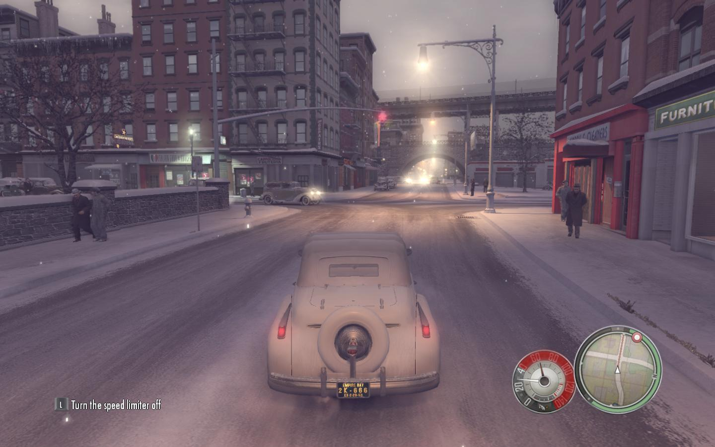 LagZero Analiza: Mafia II [y en video HD, ¿capice?]
