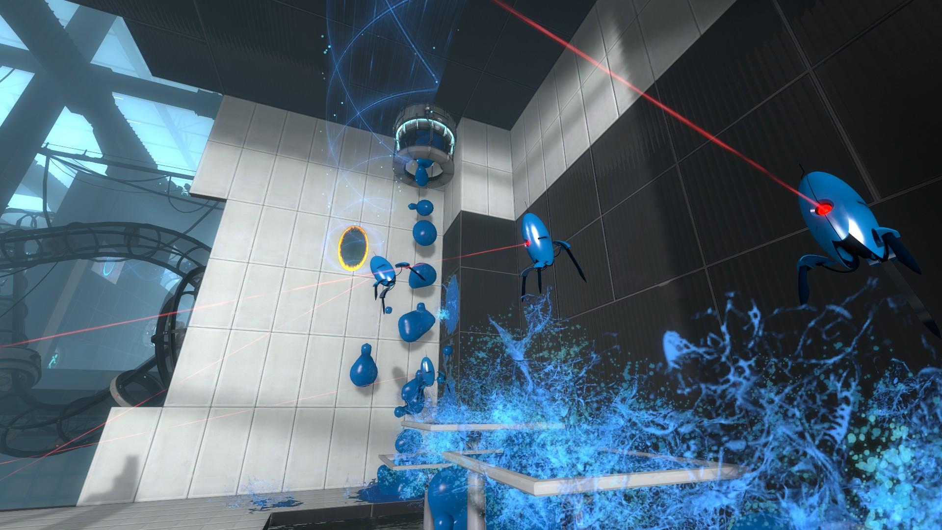 Nuevos robots para Portal 2 revelados durante la PAX 2010 [Video]