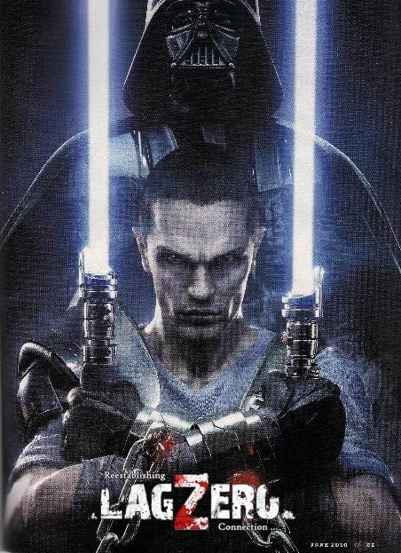 CASI tan épico como los 33 Mineros: El spot de TV de Star Wars: The Force Unleashed 2 [!!!]