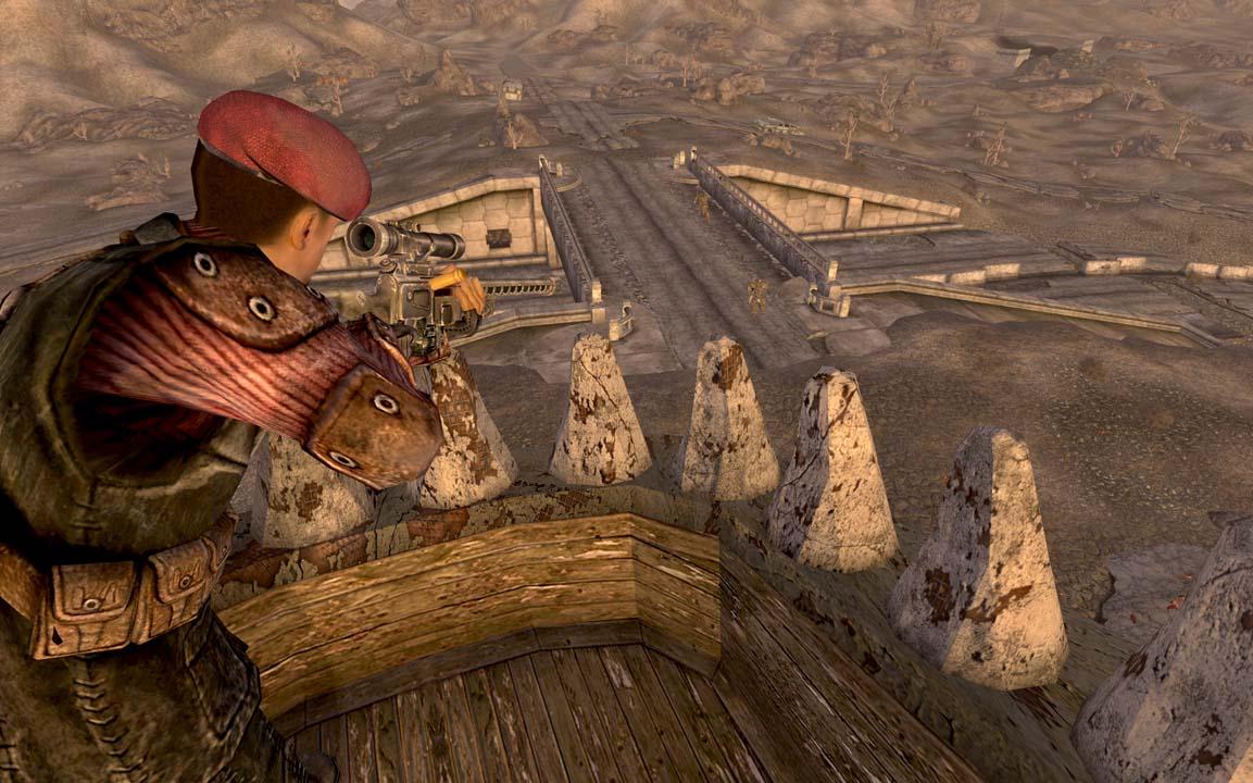 En Fallout: New Vegas habrán bóvedas, nos explican el increíble modo Hardcore y otros detalles [VIVAAAA! LAS VEGAS!]