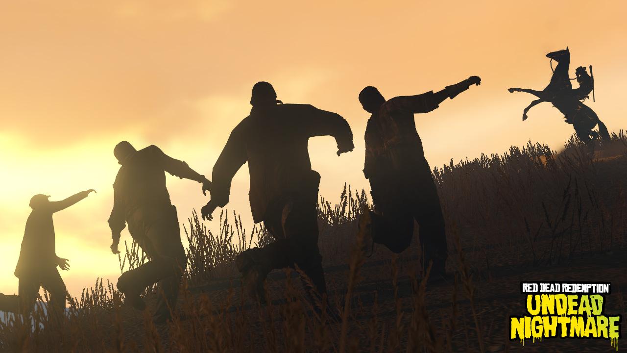 El modo multijugador más los DLC's de Red Dead Redemption son ahora standalone