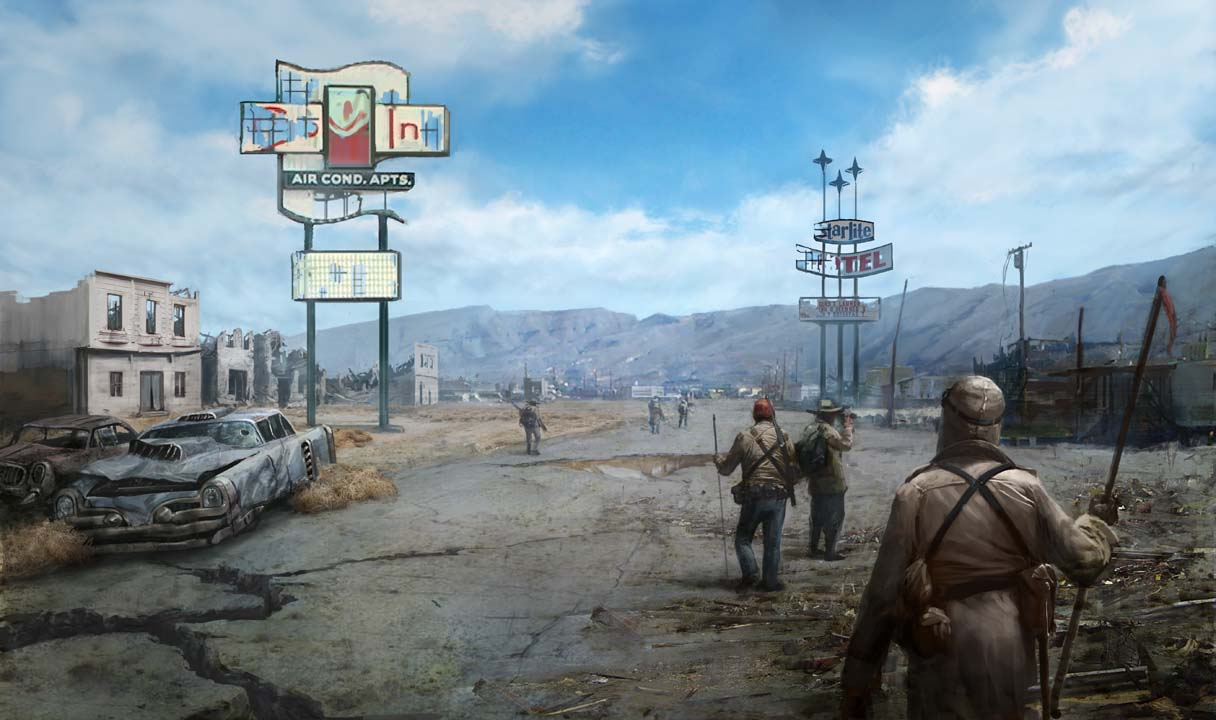 Fallout New Vegas Requerimientos