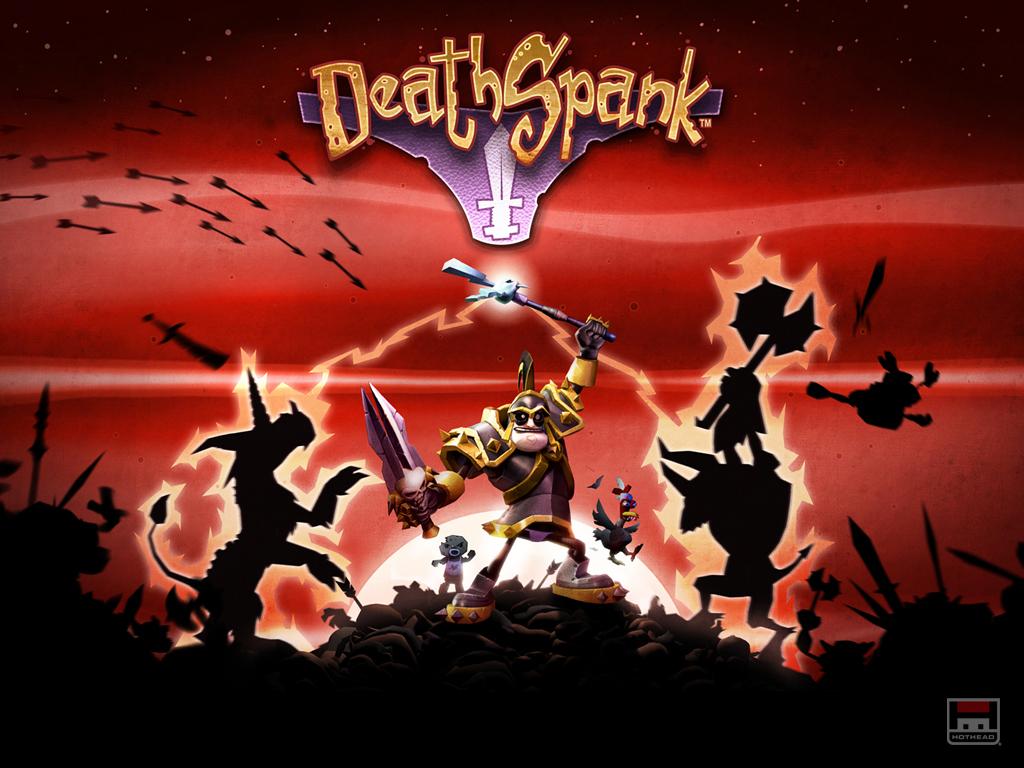 DeathSpank llegara para PC este mes y próximamente para MAC