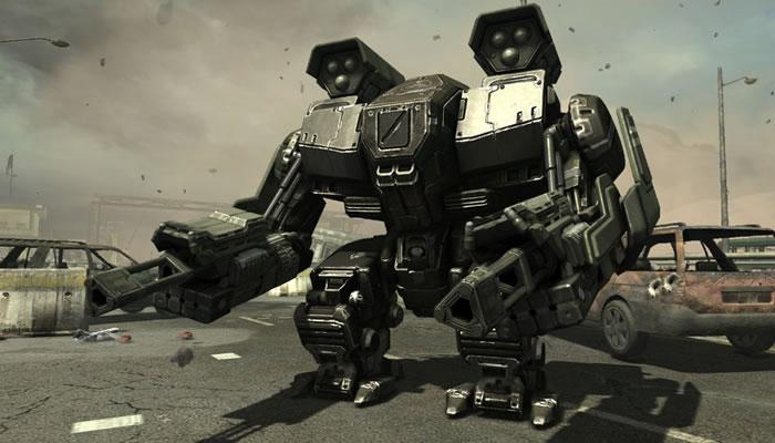F.3.A.R., Trailer de las unidades mecanizadas [Video]
