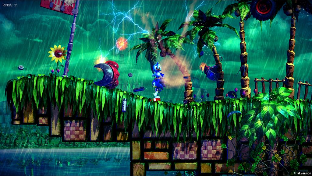 Sonic Fan Remix, remake de alta calidad de Sonic hecho por fans [Demo]