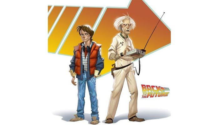 A LA CARGA!: Telltale está regalando el primer episodio de Back to the Future [GRATIS]