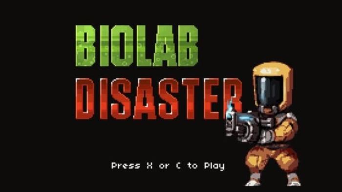 Biolab Disaster; plataformas + retro + HTML5 = EPIC WIN! [Juegos Gratuitos]